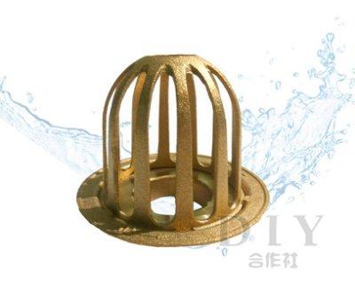 【DIY合作社】 銅高型屋頂 落水頭 屋頂落水頭 1吋半 品質好
