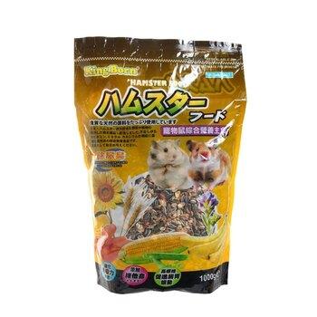 KB 寵物鼠綜合營養主食(1000g/包) [大買家]