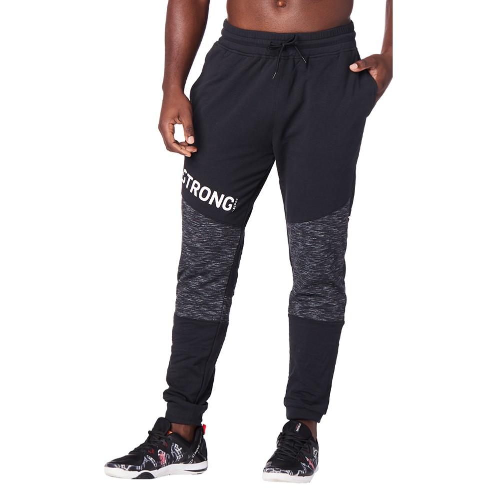 【ZUMBA】男裝運動下著 XS零碼 Squat Sync Sweat Instructor Men's Joggers