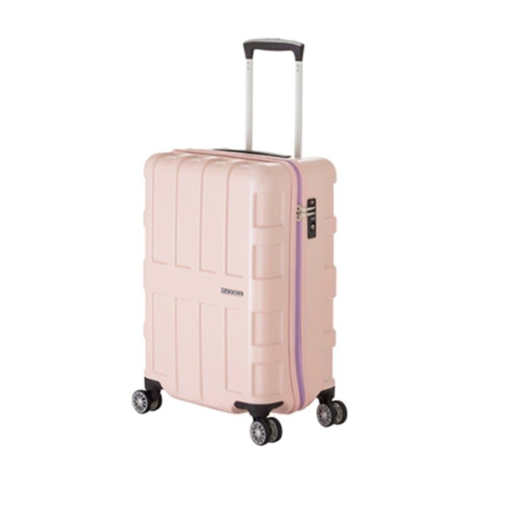 日本A.L.I 24吋MAXBOX拉鍊硬殼行李箱/旅行箱/登機箱/拉桿箱【JL精品工坊】