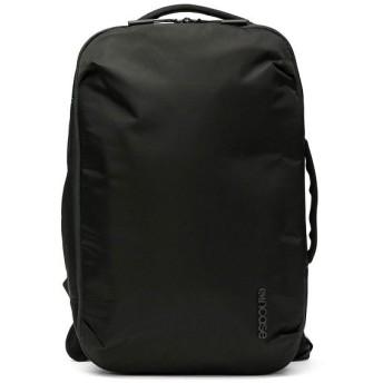 ギャレリア インケース リュック Incase バックパック VIA Backpack Lite with Flight Nylon ビジネスリュック B4 ユニセックス ブラック F 【GALLERIA】