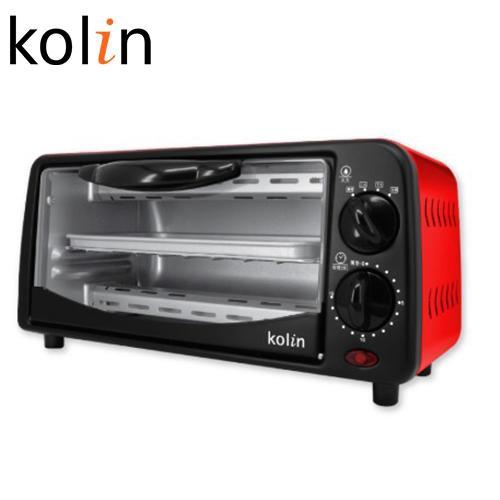 Kolin歌林 6L雙旋鈕烤箱KBO-SD1805【愛買】