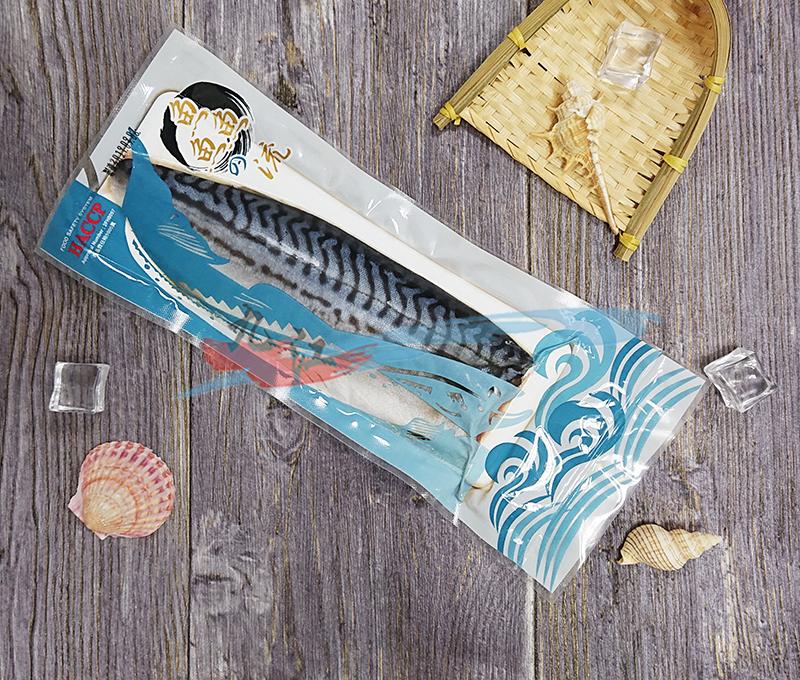【九江】薄鹽挪威鯖魚片M(鱻之流)---✦