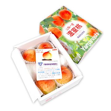 【鮮果日誌】日本空運 山梨縣一宮溫室水蜜桃