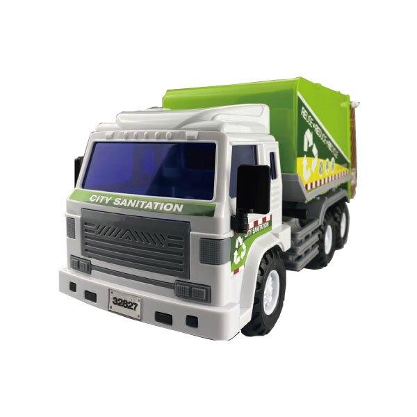 小小家 磨輪資源回收車40X16X21.5