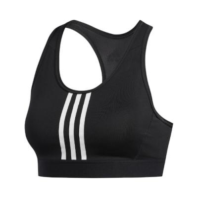adidas 運動內衣 Dont Rest Bra 女款 愛迪達 三線 中度支撐 健身 重訓 排汗 黑 白 FJ7248