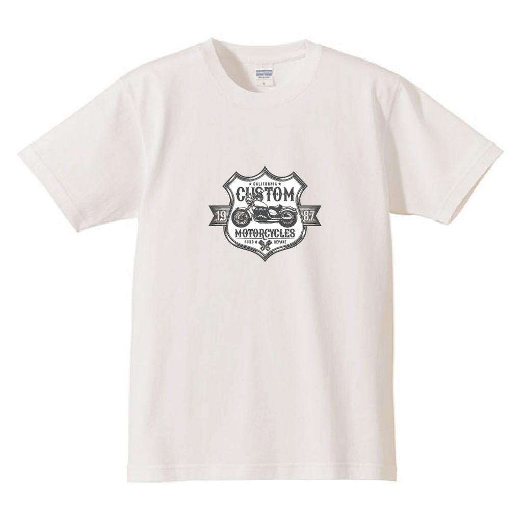 [kagin]-California重機騎士短T-潮流Tshirt