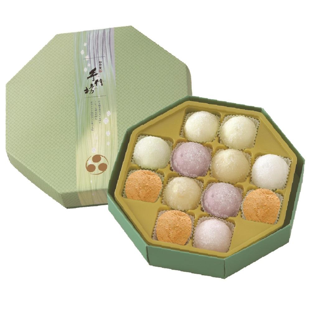 【手信坊】黑糖雪菓/綜合雪菓