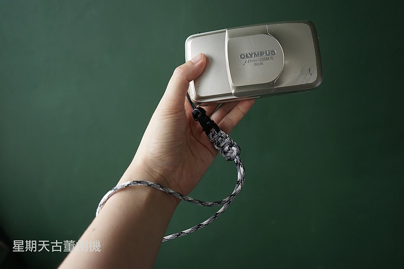 【訂製】手工編織 跳傘繩 簡易手腕帶 手腕繩 相機週邊