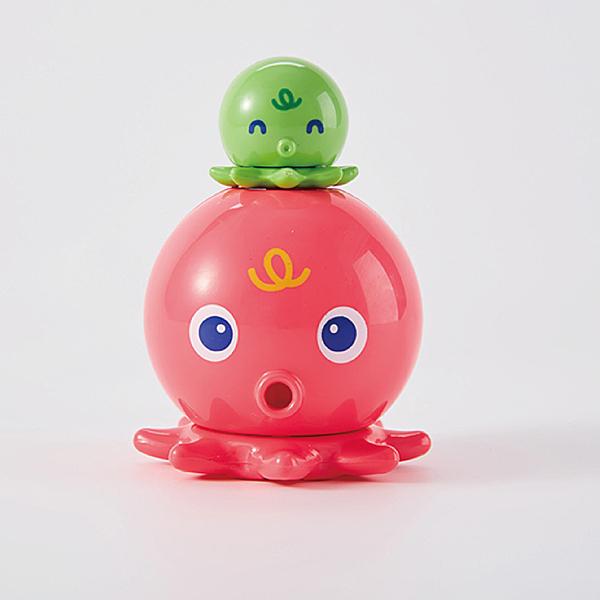 Toyroyal樂雅 - 洗澡玩具 章魚