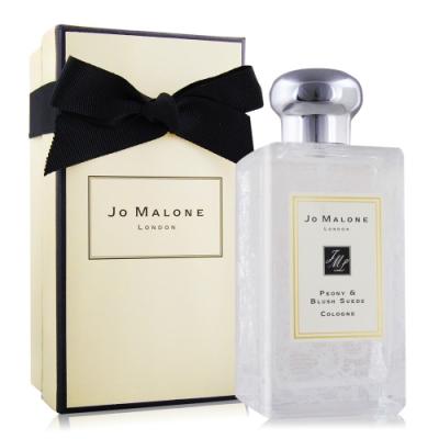 Jo Malone 牡丹與胭紅麂絨-野玫瑰款香水100ml婚禮蕾絲限定-國際航空版