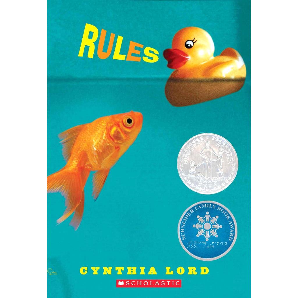 Rules【禮筑外文書店】[66折]
