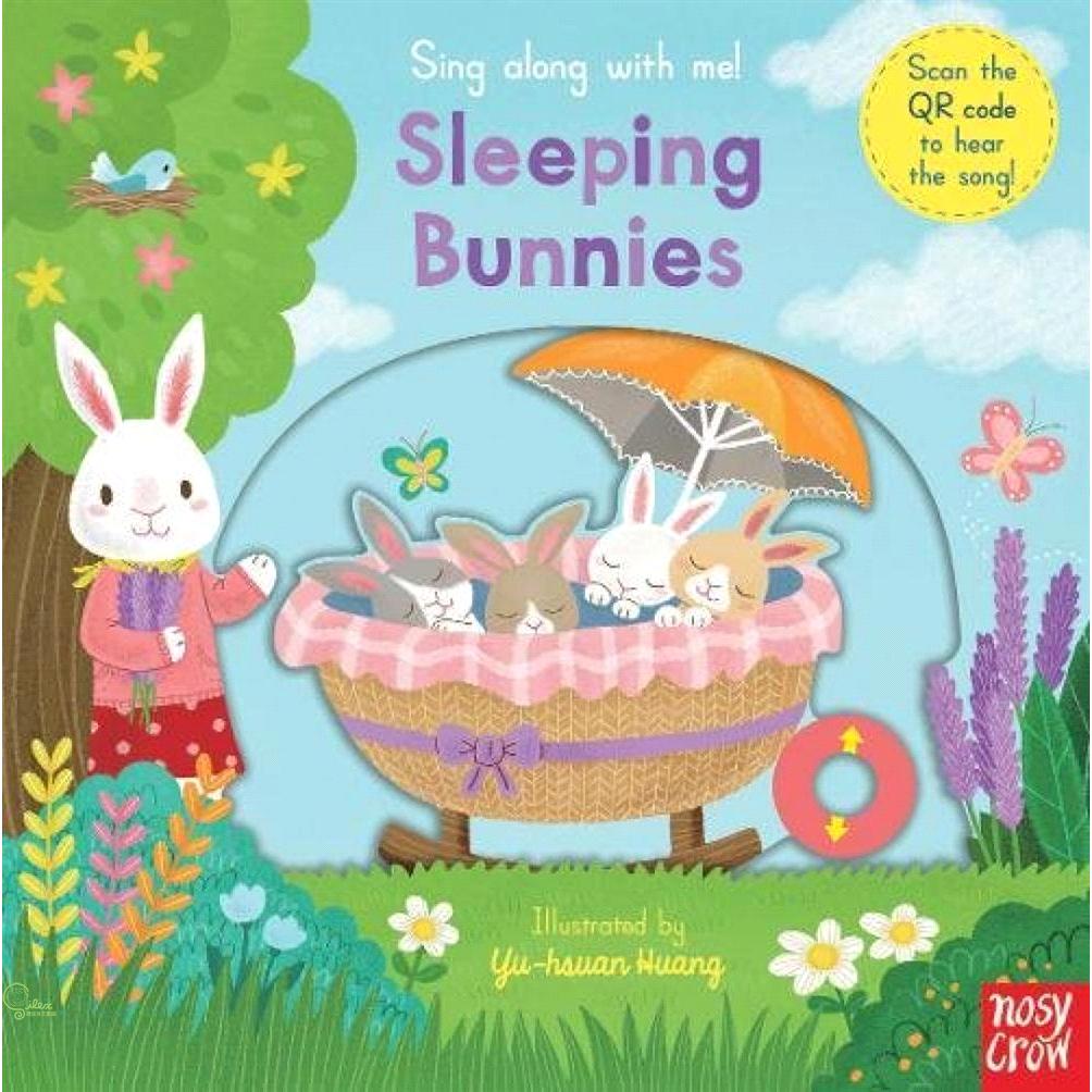 Sing Along With Me: Sleeping Bunnies【禮筑外文書店】[52折]