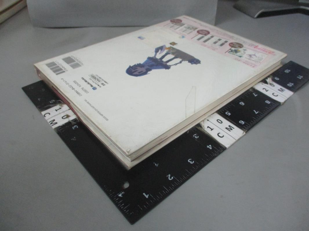 【書寶二手書T9/電腦_EWR】Phantom Kingdom Character Collection_日文書_電?編集部