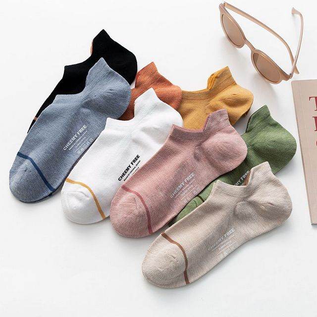 CHEEMY FREE 日系薄款女性網眼透氣襪