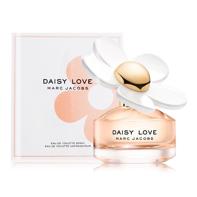 Marc Jacobs Daisy Love 親愛雛菊女性淡香水(50ml)-國際航空版