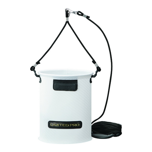 【SHIMANO】BK-151S 汲水桶 6L LIMITED PRO