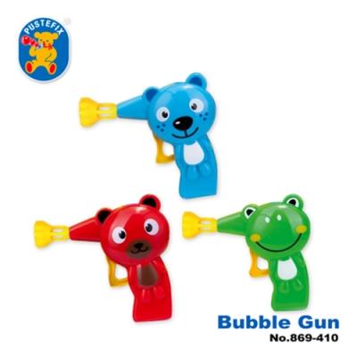 【德國 Pustefix 】魔法泡泡動物槍(內含70ml補充液) 869-410