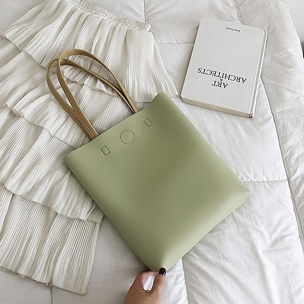 流行女包新款包包韓版潮流女包單肩包大容量高級感手提托特包 【快速】