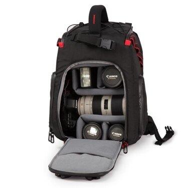 免運 致泰單眼相機包攝影雙肩背包專業佳能防水防盜戶外男女   韓國時尚週