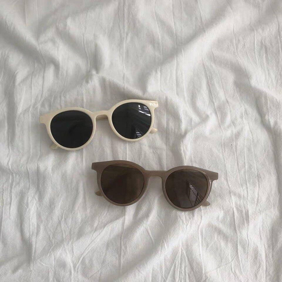 AURORA 復古 百搭 太陽眼鏡 墨鏡