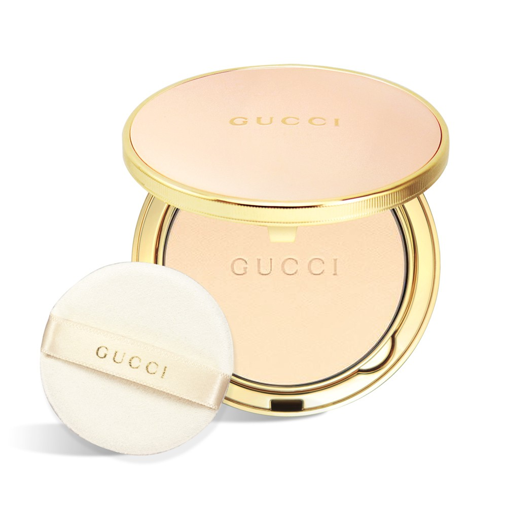 GUCCI 柔焦凝光粉餅10g 多色可選 可單獨使用,也可完美定妝 小婷子美妝
