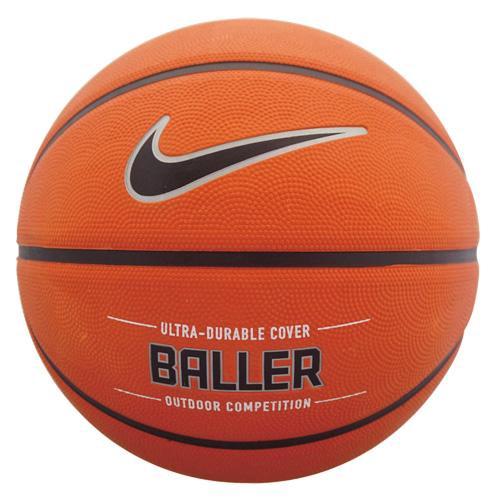 NIKE BALLER 7號籃球-橘色【愛買】