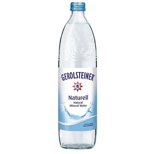 GEROLSTEINER迪洛斯汀 天然氣泡礦泉水-750ml/瓶(天然)[大買家]