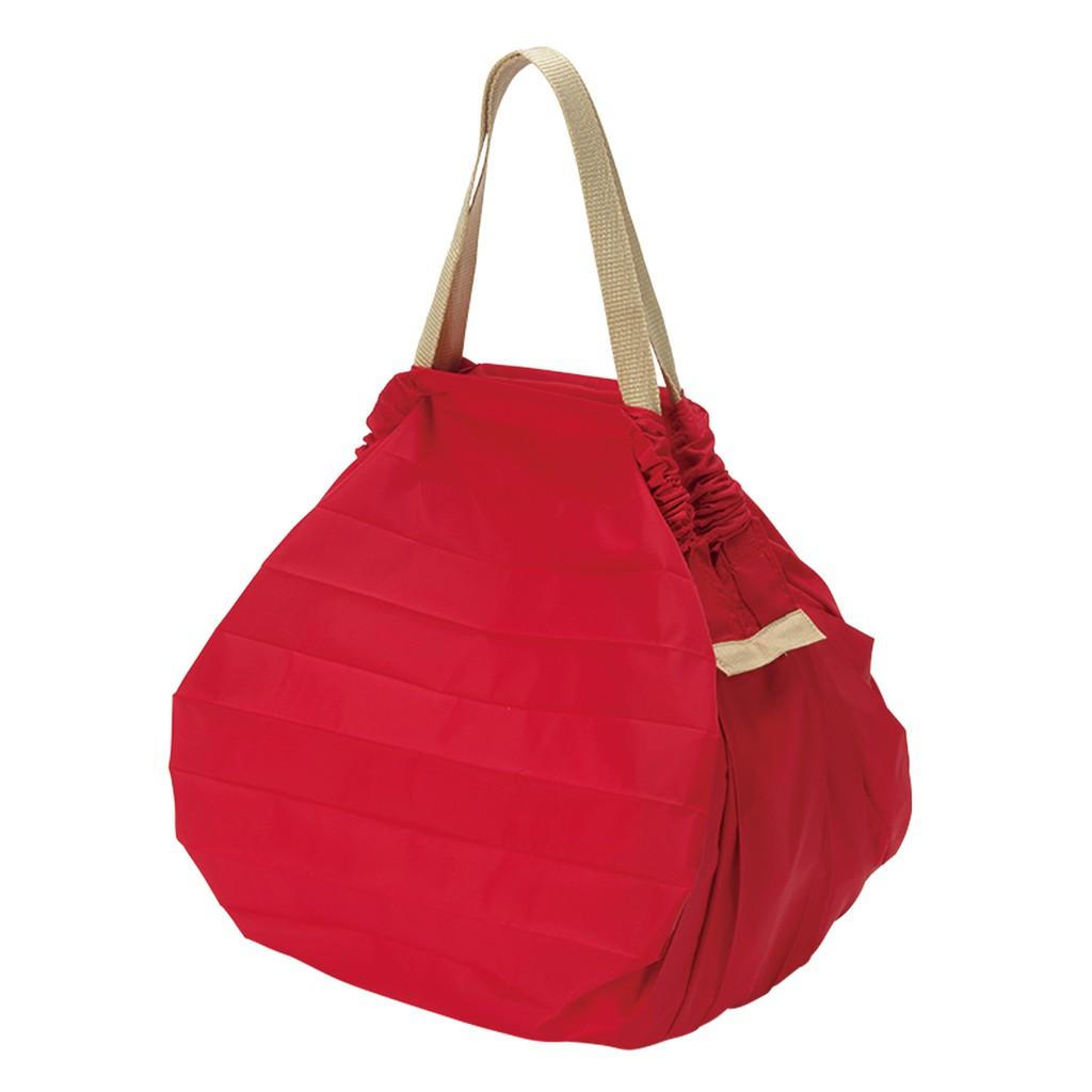 【日本Shupatto】可折疊手提肩背兩用包 M (八色選)s411 MARNA 收納袋