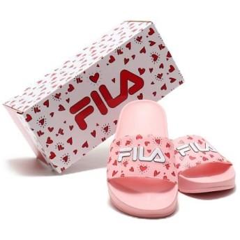(FILA/フィラ)フィラ ドリフター V-DAY/レディース ピンク