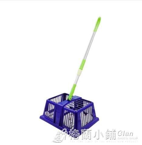 乒乓球伸縮撿球器多球訓練拾球器多角度揀球器撿球網筐ATF 格蘭小舖