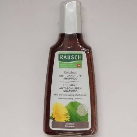 RAUSCH 瑞士羅氏 款冬洗髮精 200ml/瓶