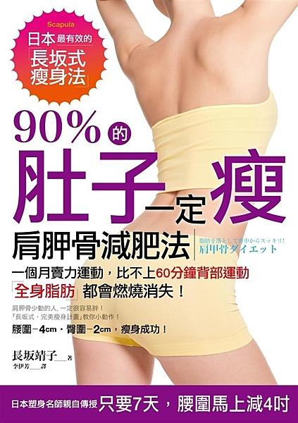 肩胛骨少動的人,一定容易胖! 相信嗎?體重增加6kg,腰圍卻從29吋變25吋? ...