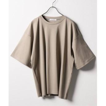 JOURNAL STANDARD 【接触冷感】SCTC COTTON ビッグシルエットTシャツ キャメル A L