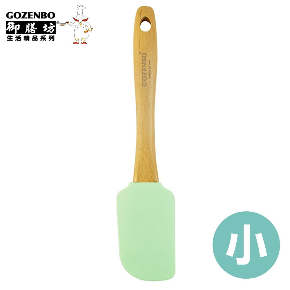 【御膳坊】甜心烘焙矽膠刮刀-小