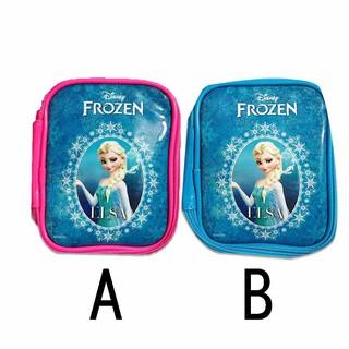 迪士尼 FROZEN 冰雪奇緣 ELSA 艾莎 粉色/藍色 小包包 手拿包