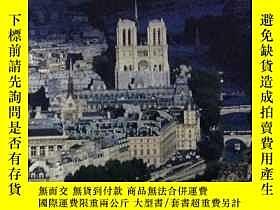 二手書博民逛書店PARIS-A罕見PHOTOGRAPHIC JOURNEY 巴黎