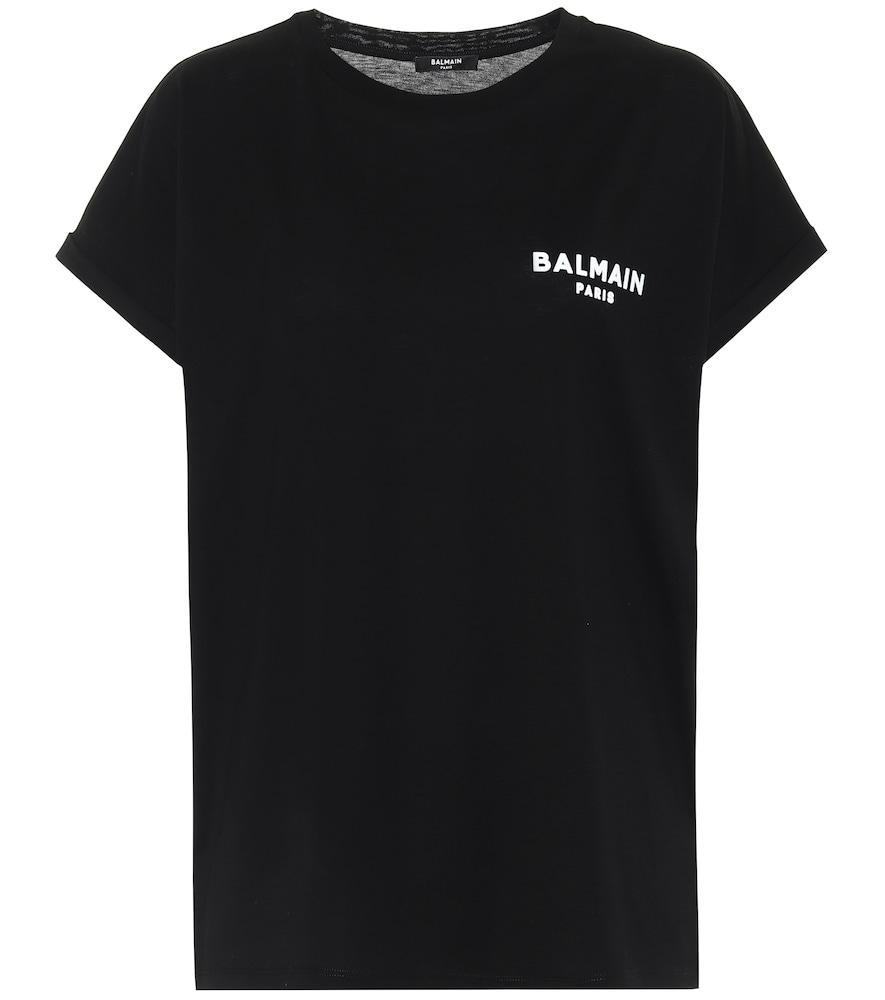 Logo cotton-jersey T-shirt