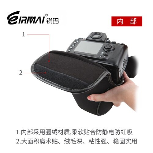 攝影包銳瑪單反相機內膽微單包鏡頭袋保護套佳能尼康索尼收納便攜攝影包