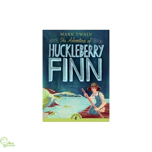 《Puffin》The Adventures of Huckleberry Finn【禮筑外文書店】[79折]