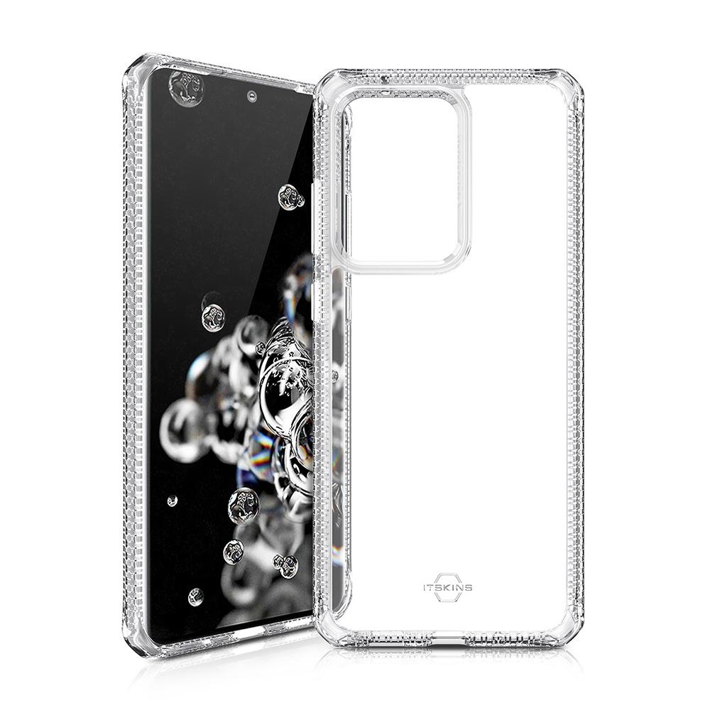 ITSKINS Galaxy S20 Ultra HYBRID CLEAR-防摔保護殼(晶透)