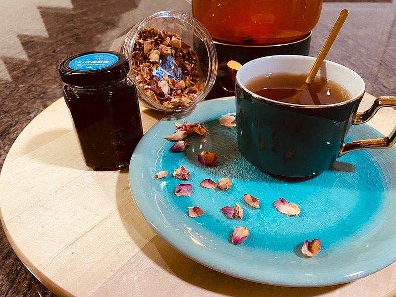 【新年快閃免運】(3入)酵素果醬 玫瑰紅棗茶 純手工麥芽糖 遵循古法製成