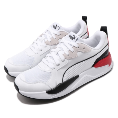 PUMA  X-RAY GAME 男休閒鞋 37284901 白紅