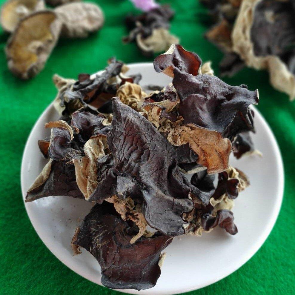 菇菇熊 台灣黑木耳 280g/包 乾貨煮湯 炒菜 南北貨