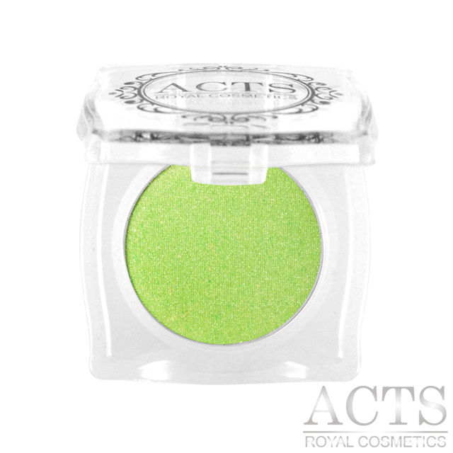 ACTS維詩彩妝 細緻珠光眼影 珠光黃綠4401(2.3g)