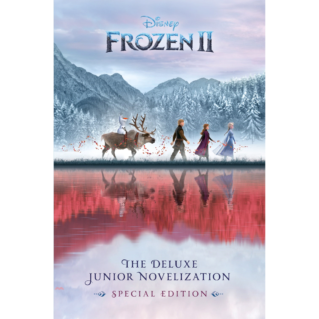 Disney - Frozen 2 ― The Junior Novelization【三民網路書店】[9折]