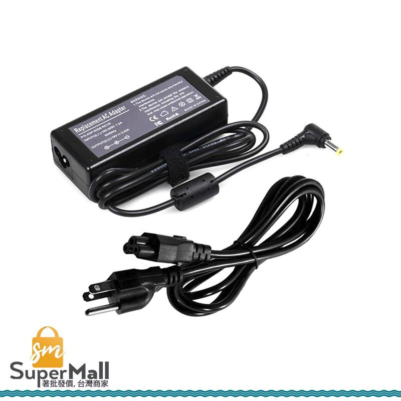 充電器 適用於 華碩 ASUS 變壓器 t300chi t200 19V 2.37A 45W 3.0x1.1mm