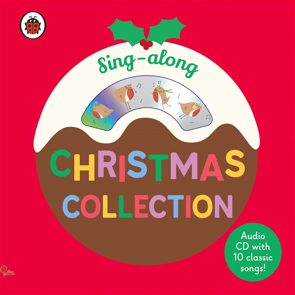 Sing-along Christmas Collection: CD and Board【禮筑外文書店】[79折]