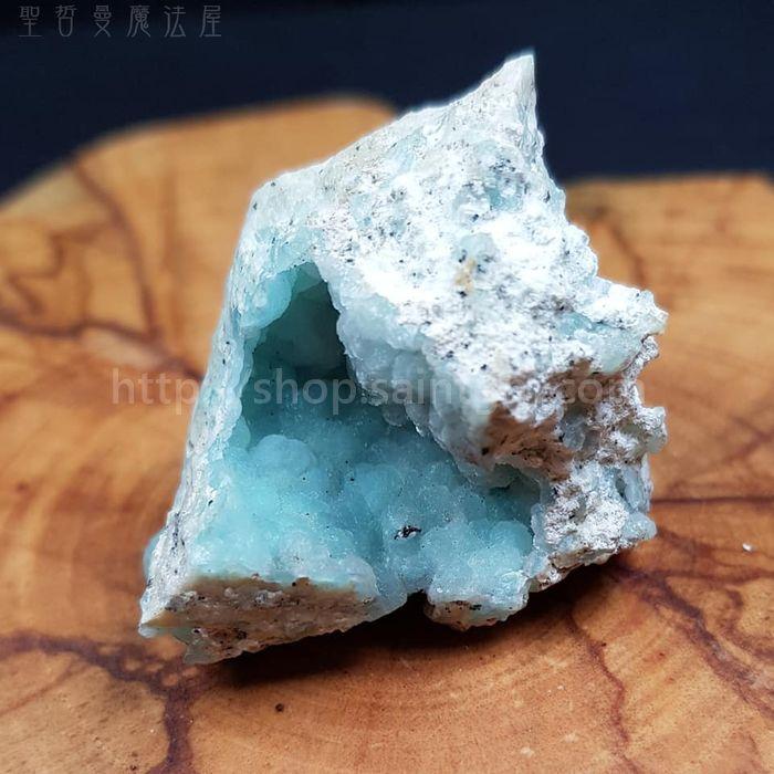 異極礦Hemimorphite精選原礦12號~79礦區亞歷桑納州~帶來好運與創意