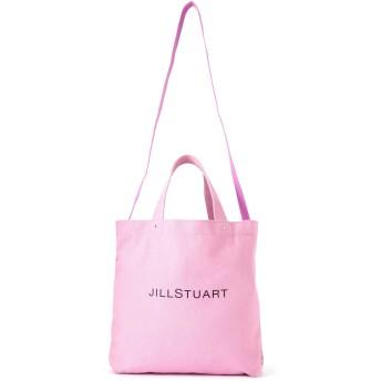 JILLSTUART(ジルスチュアート)/[限定]ジルキャンバストートバッグ
